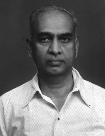 Profile image of Rao, H Srinivasa