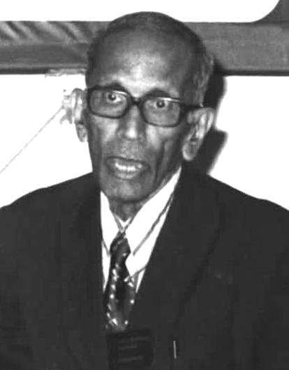 Profile image of Ramaswamy, Dr Chandrasekhara