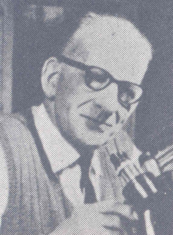 Profile image of Bor, Norman Loftus