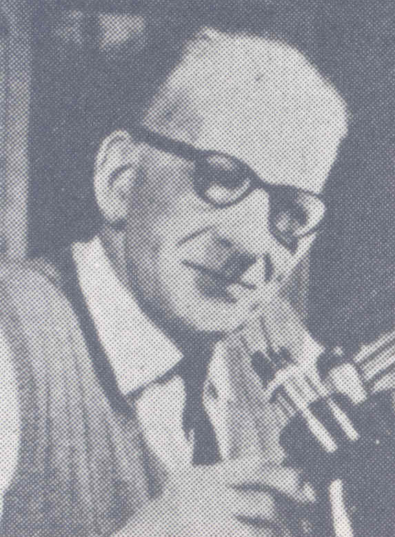 Profile image of Bor, Norman Loftus