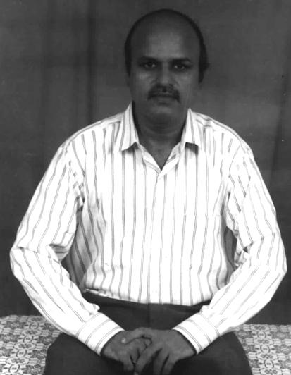 Profile image of Subrahmanyan, Dr Ramakrishnan
