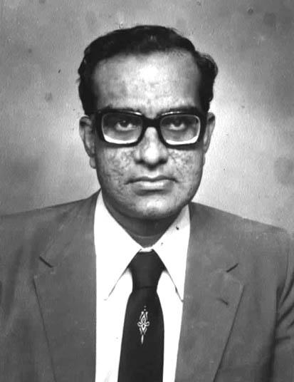 Profile image of Srinivasan, Prof. Ramachandran