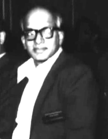 Profile image of Raghunathan, Prof. Madabusi Santanam