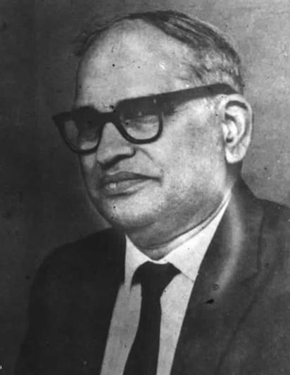 Profile image of Ramachandra Row, Prof. Lakkaraj
