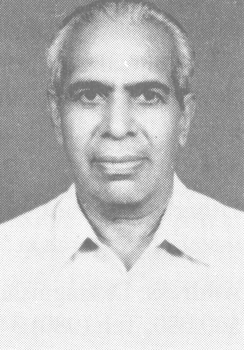 Profile image of Ramaswamy, Dr Guruvayur Subramanian