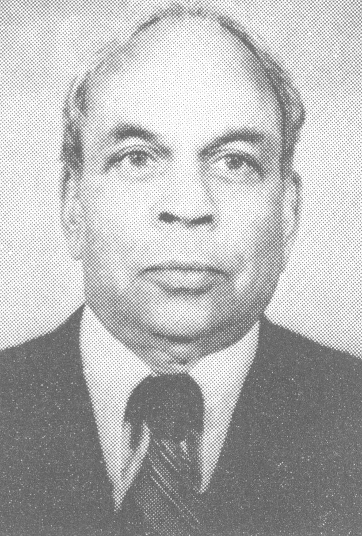 Profile image of Joshi, Dr Atmaram Bhairav