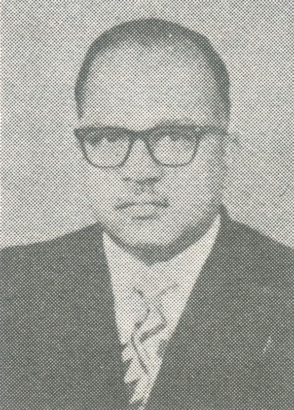 Profile image of Menon, Dr Puliakote Kesava