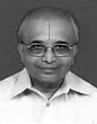 Profile image of Thathachar, Prof. Mandayam Anandampillai Lakshmi
