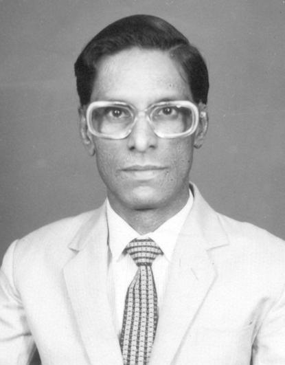Profile image of Balasubramanian, Dr Kalpattu Kuppusamy