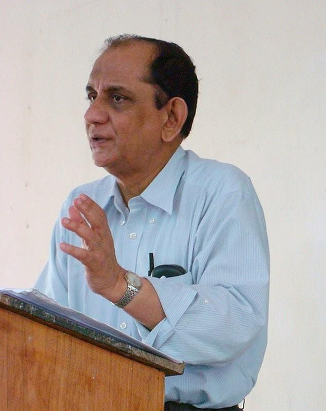 Profile image of Padmanabhan, Prof. Kuppuswamy Anantha