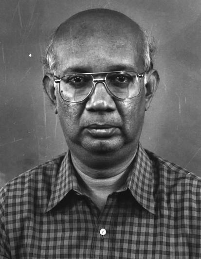 Profile image of Pitchappan, Dr Ramaswamy
