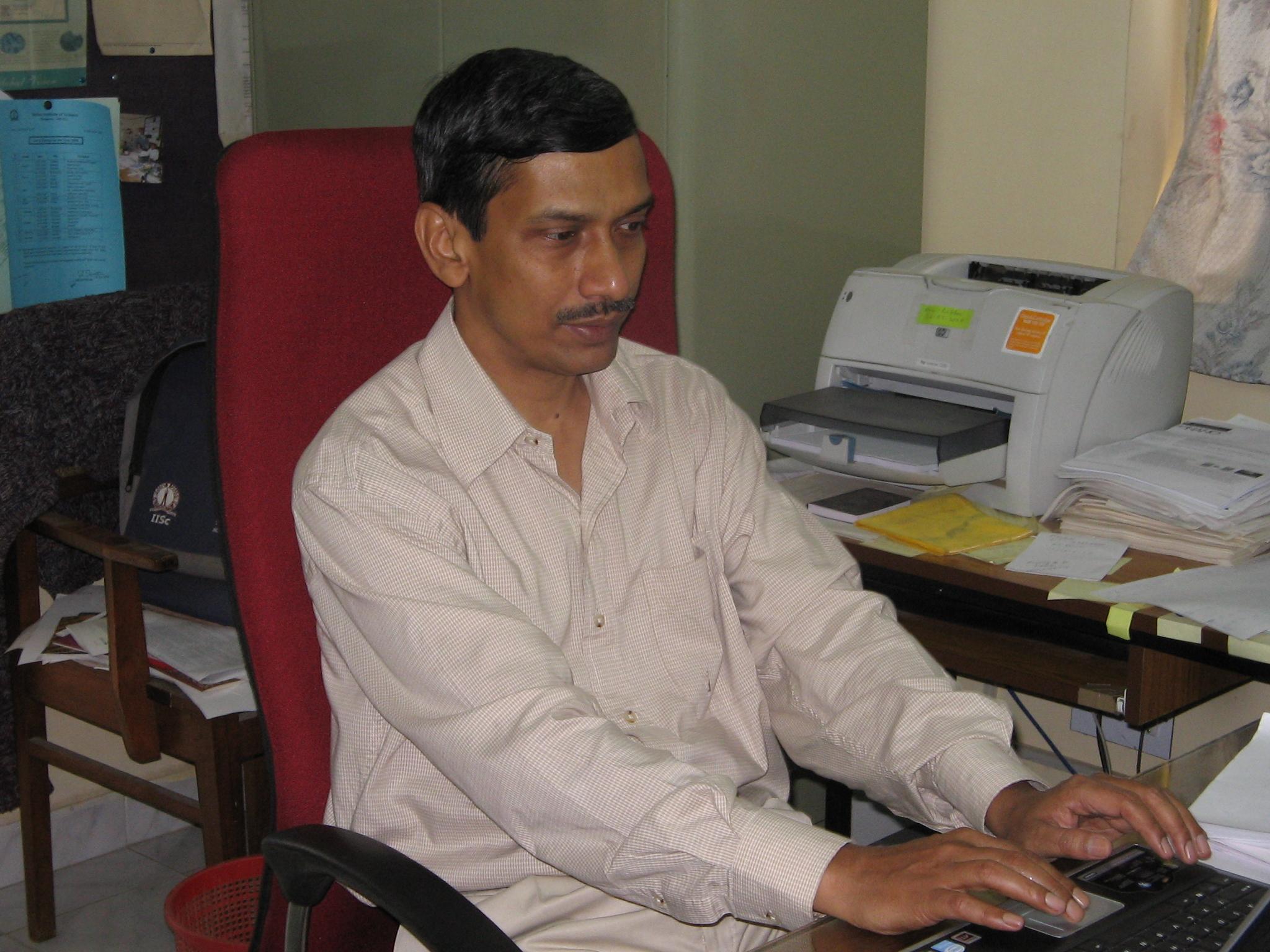 Profile image of Das, Prof. Puspendu Kumar