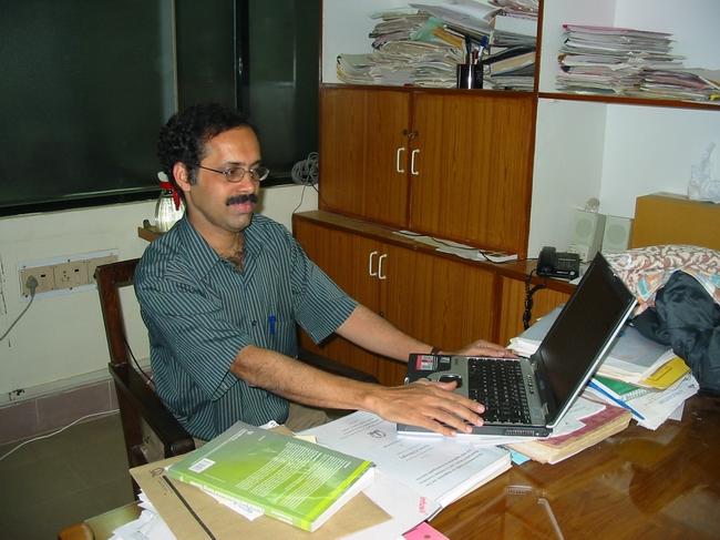 Profile image of Sampath, Prof. Srinivasan